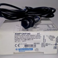 SENSOR INDUCTIVO XS4P12KP340 12-24 VDC