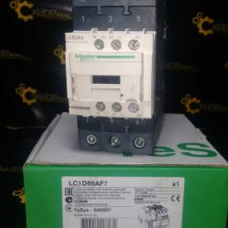 CONTACTOR LC1D65F7 - CON005