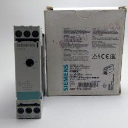Temporizador Siemenes 200-240 AC 24 VAC DC