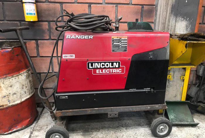 Moto soldador Lincoln electric a gasolina 250 GXT Ranger