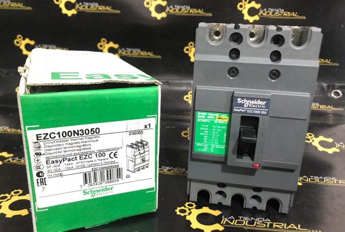 BREAK EASY PACT EZC100N 3050 50 AMP