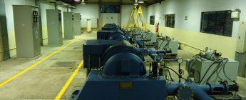 Montaje Central Hidroélectrica de Mutatá