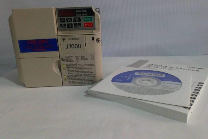 Variador de frecuencia Yaskawa J1000 5.5