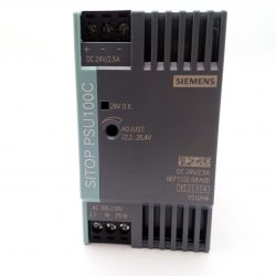 Fuente de voltaje estabilizada Siemens ref SITOP PSU100C