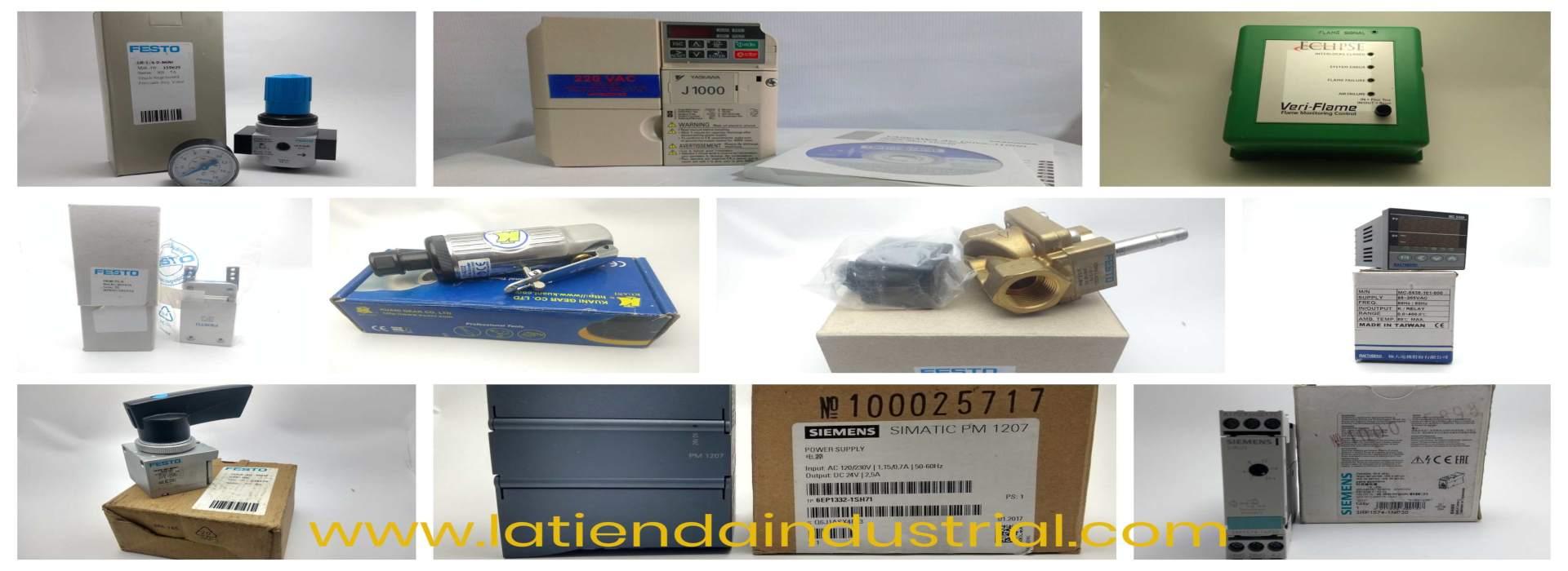 collage de productos