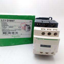Contactor Schneider Electric LC1D18M7