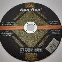 Disco de Corte Sun-flex 7
