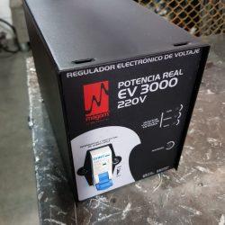 Regulador Electrónico de Voltaje