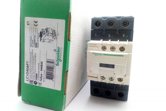 Contactor Schneider Electric LCD LC1 D40AF7