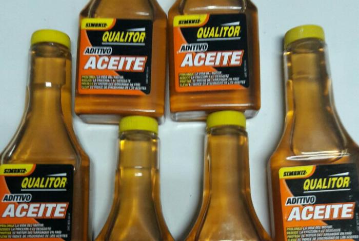 Aceite Aditivo Qualitor «Simoniz»