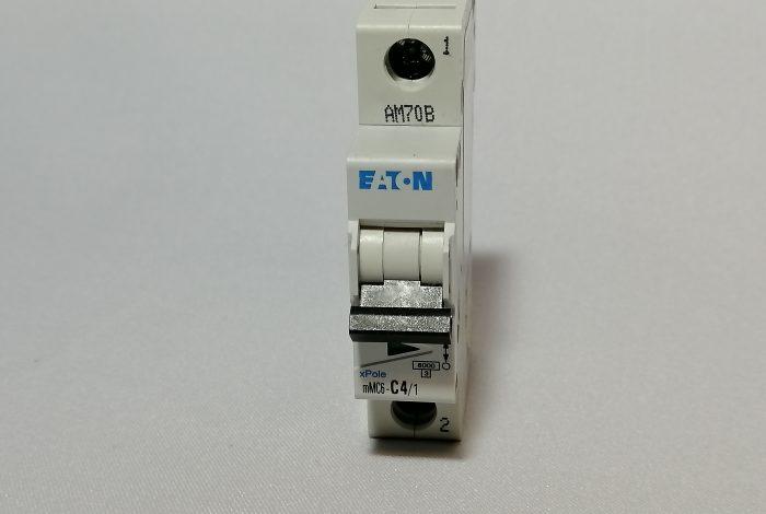 MINIBREAK EATON MONOFASICO 4 AMP