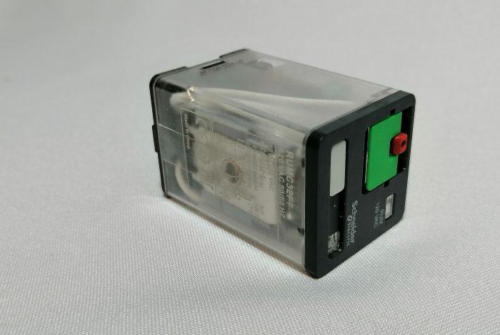 RELE MINUATURA RXM4AB2F7 110V