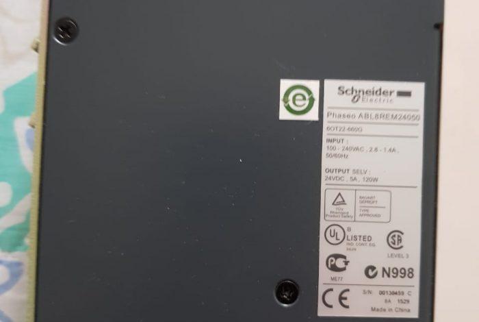 Fuente de poder Schneider Electric ABL8REM24050
