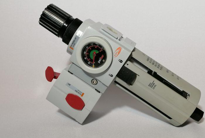 Unidad De Mantenimiento Neumático Tpc Ref Pp4-No3dg-J4