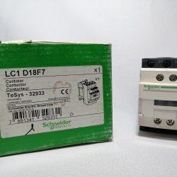 CONTACTOR LC1D18 F7
