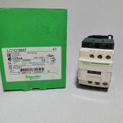 CONTACTOR LC1D18M7
