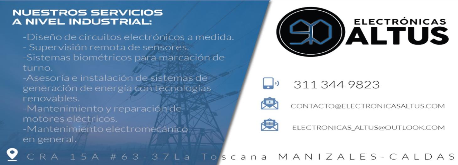 Electronica Altus